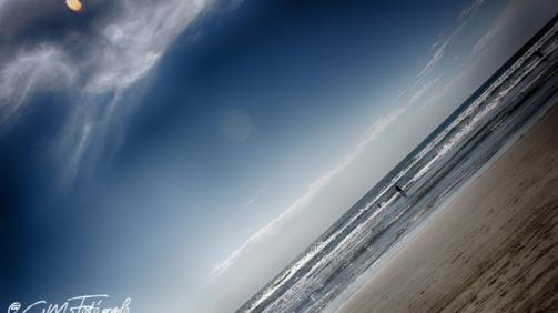 Sol, arena y playa